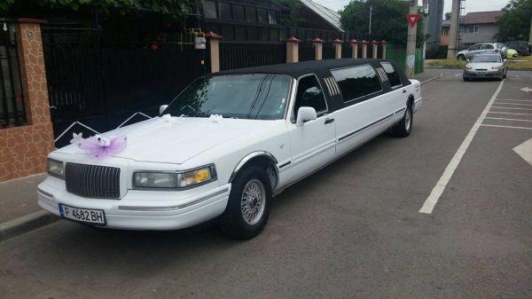 Intalnirea femeii de limuzina)